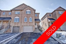 Oakville Townhouse for sale: 3 bedroom (Listed 2014-03-13)