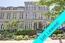 Downtown Oakville Townhouse for sale:  3 bedroom  (Listed 2015-06-04)