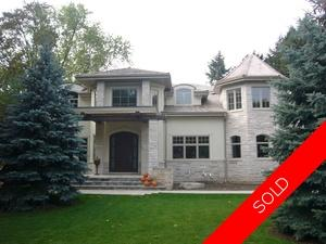 Mississauga Single Family for sale:    (Listed 2008-05-21)
